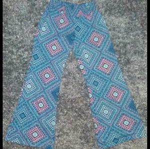 MUDD BOHO FLARED Girls Pants - Size 8